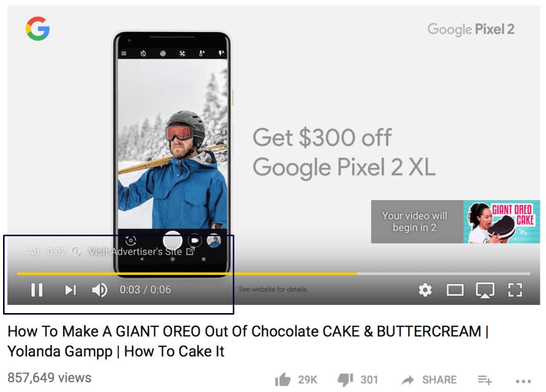 YouTube Bumper Ads