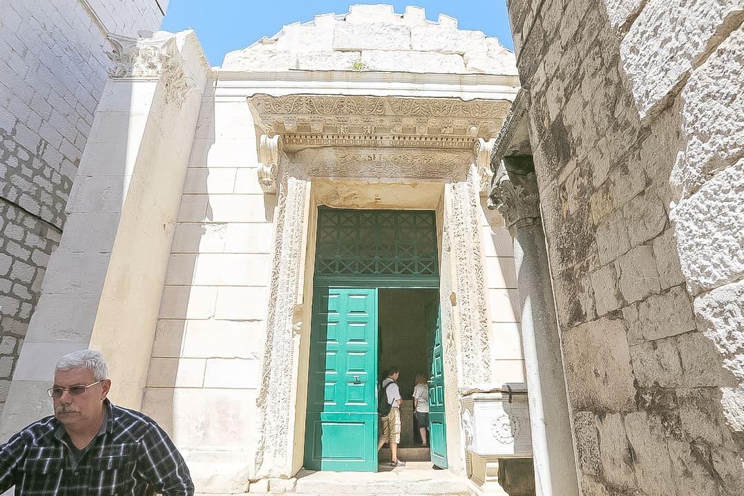 Jupiter's temple