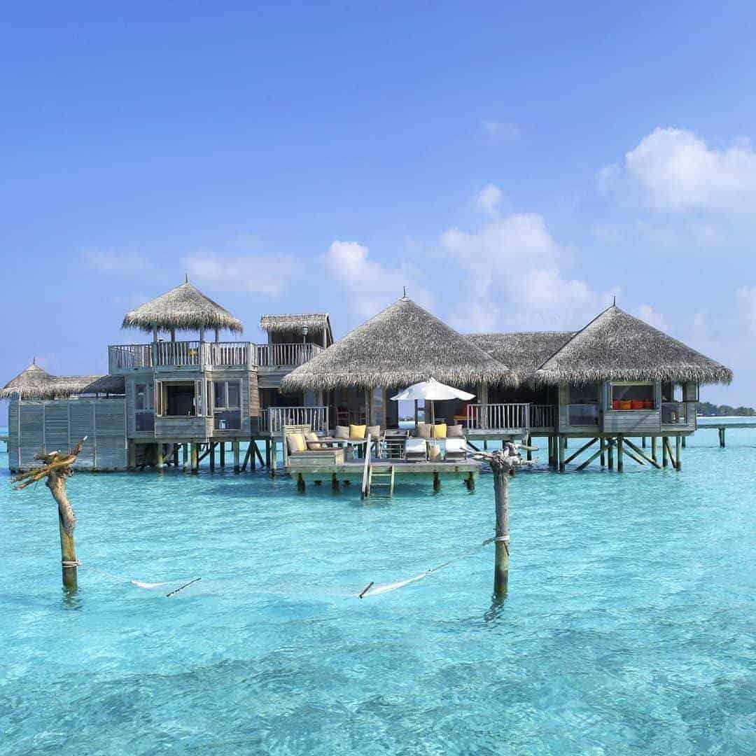 Gili Lanknafushi Villa Suite