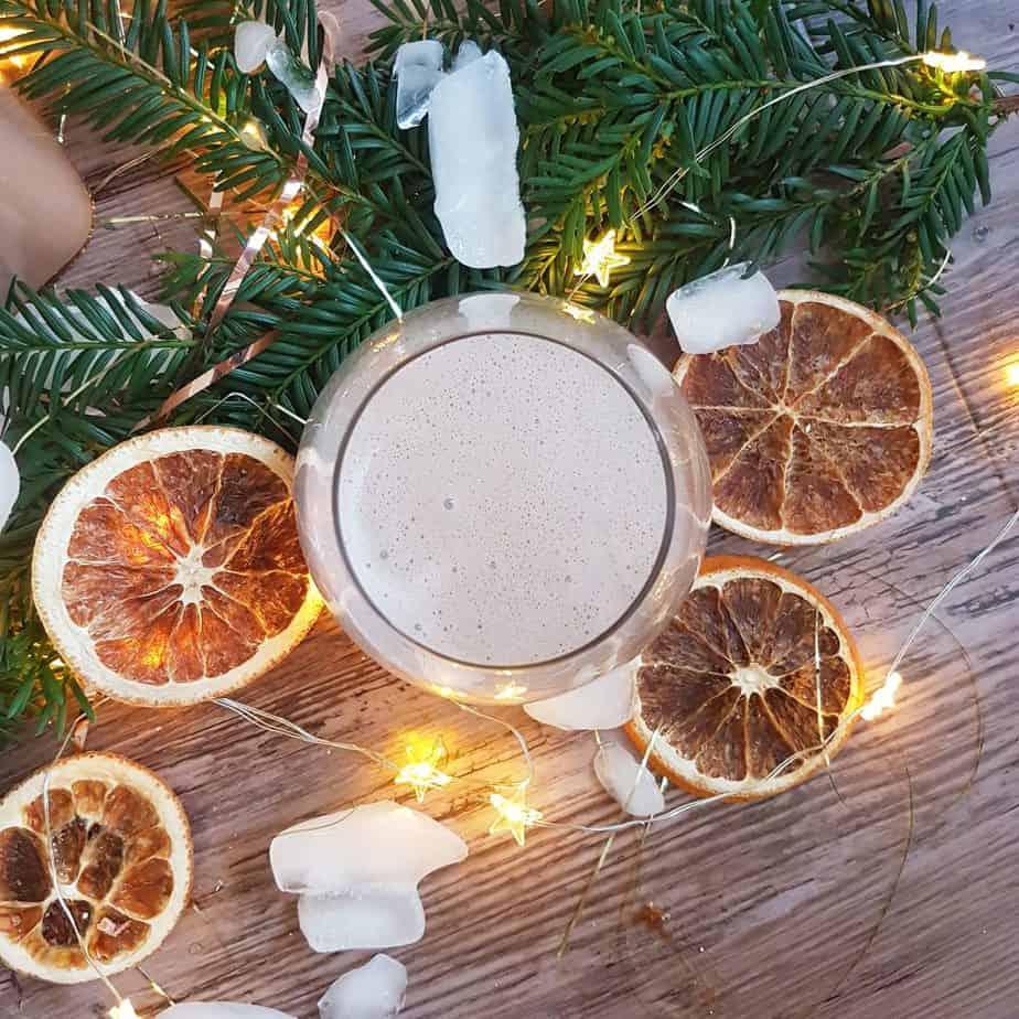Dairy Free Chocolate Orange Baileys Recipe