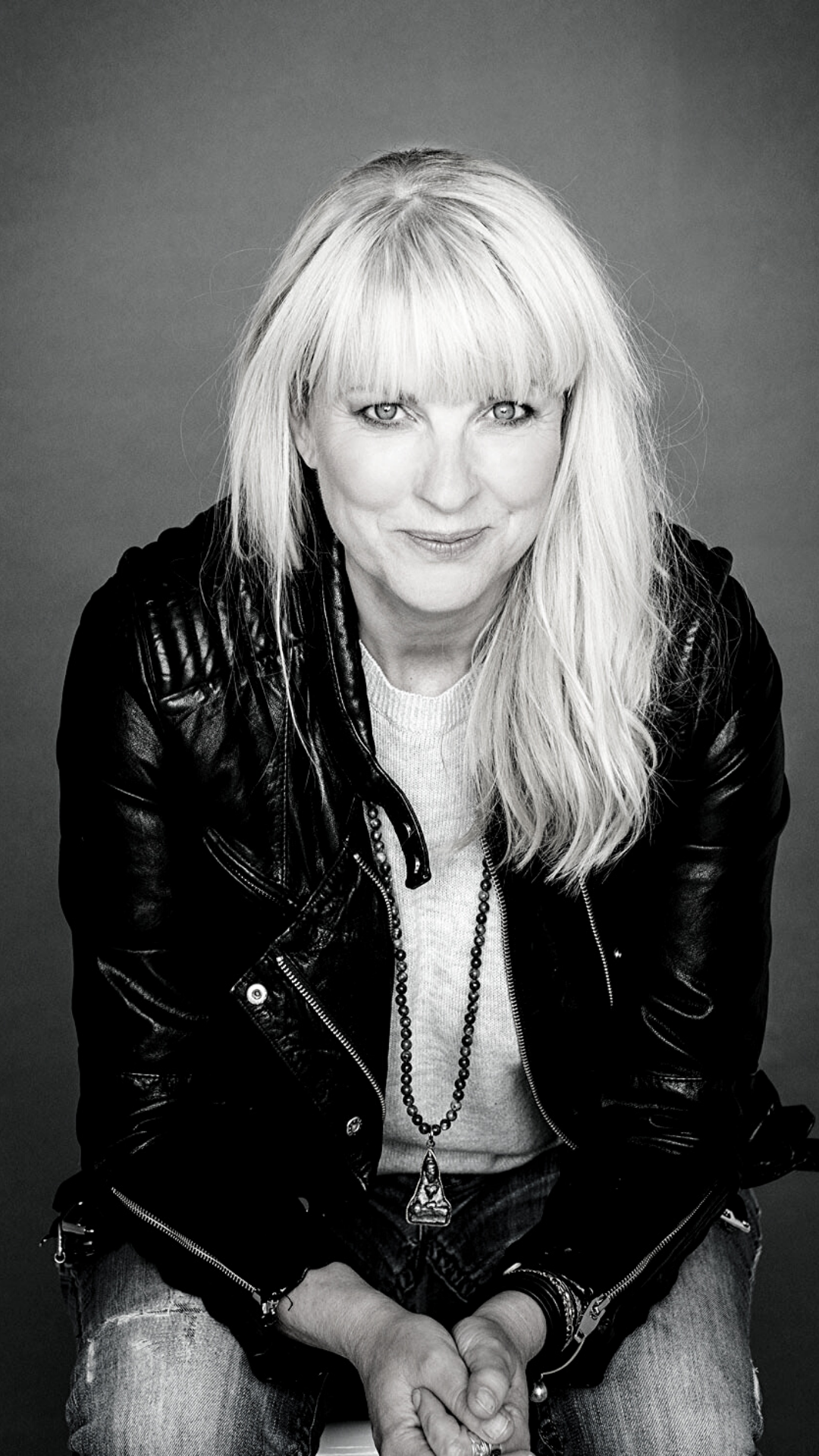 Ulrika Norberg black and white picture