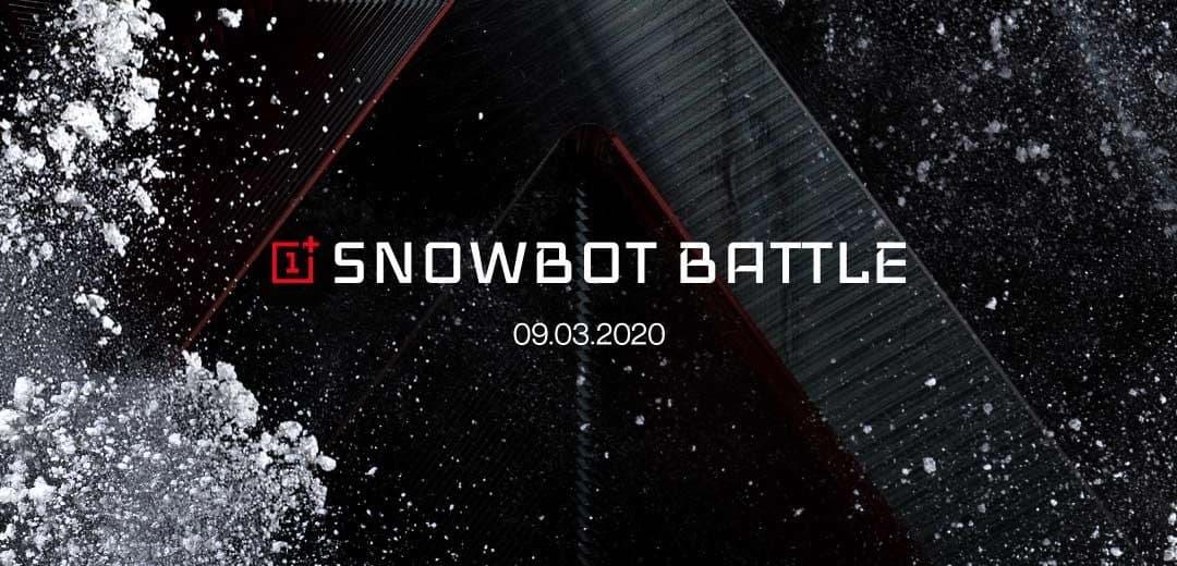 OnePlus Snowbots