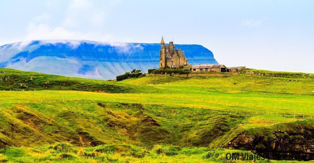 ruta-por-Irlanda-El Castillo-Classiebawn