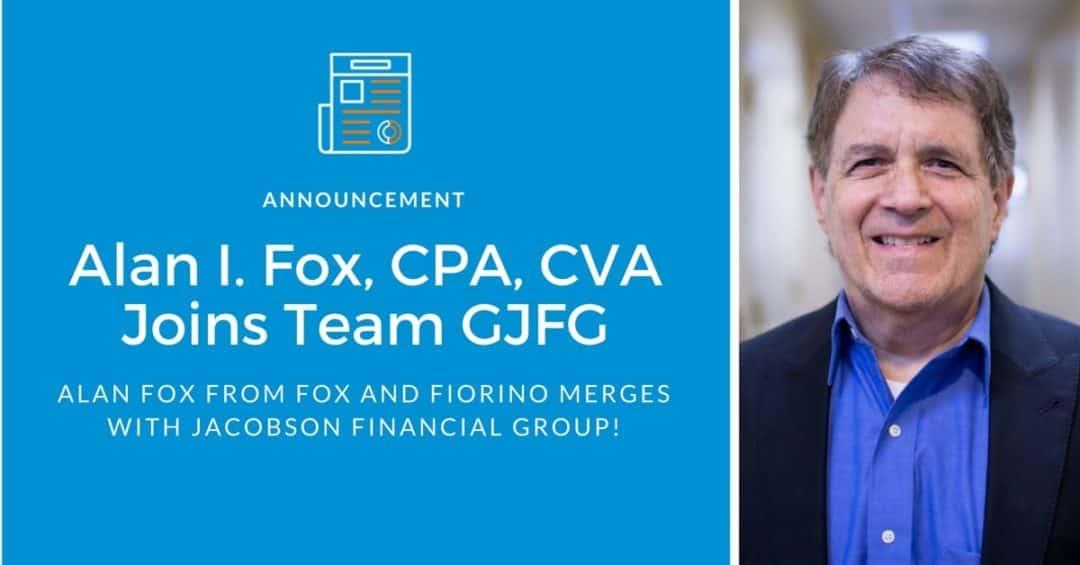 Alan I. Fox, CPA, CVA