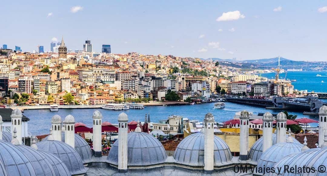 vistas-Solimán-Magnifico-Estambul