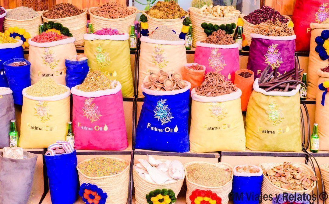 qué-comprar-en-Marrakech