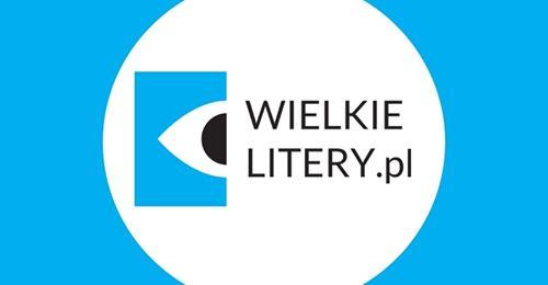Wielkie Litery logo programu