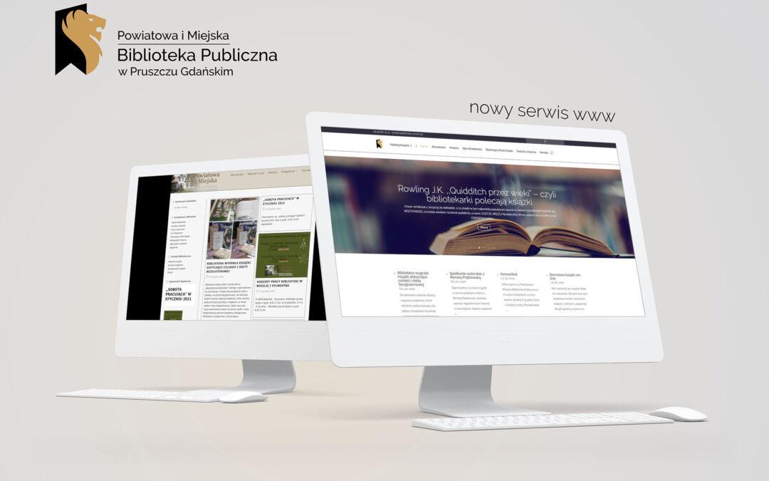 Prezentacja nowej strony