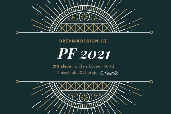 Krásný rok 2021 s novoroční slevou 21%!