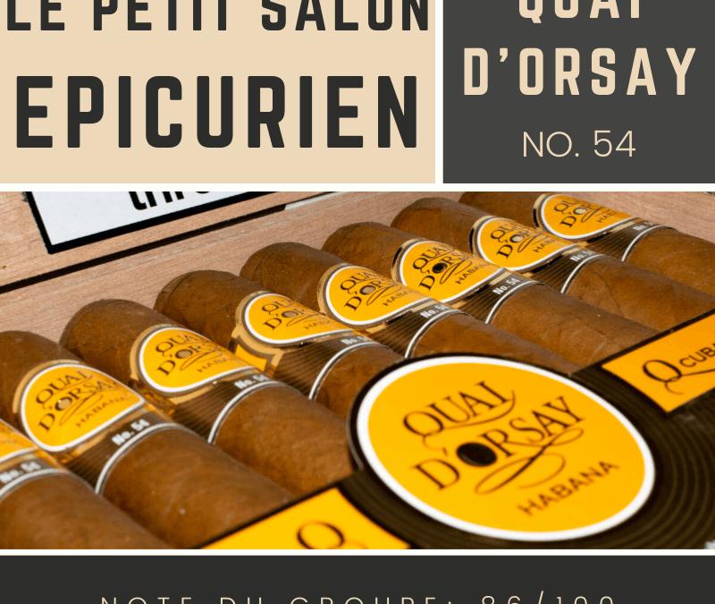 Quai D'Orsay No 54