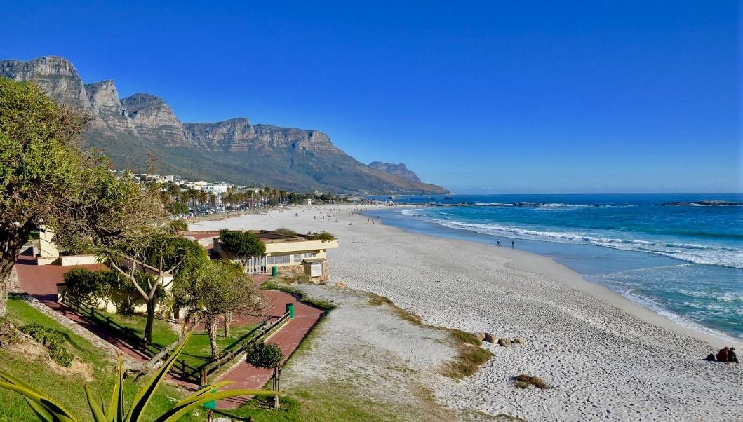 Beach cape Town