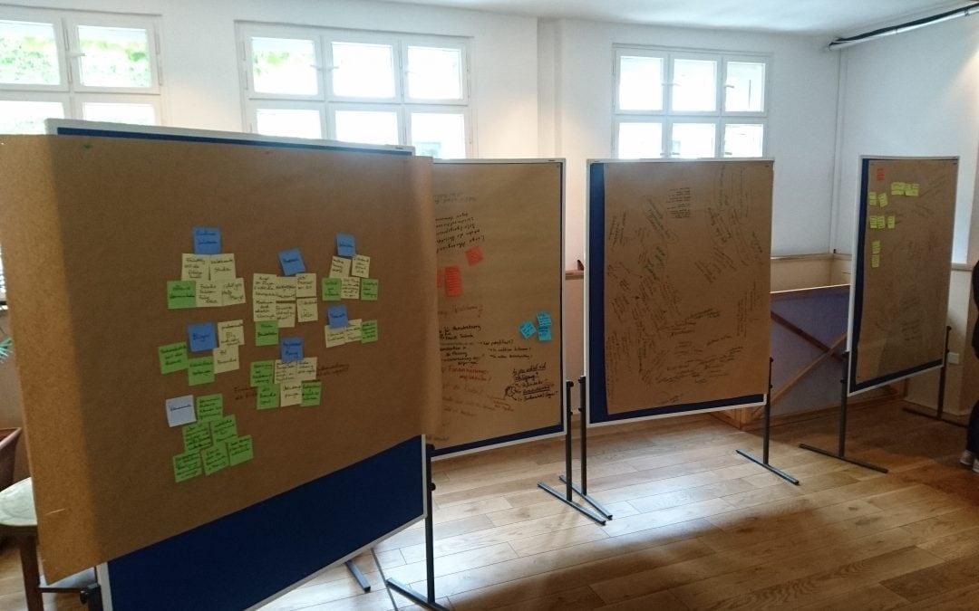 """Teilnahme an Workshop der """"Fachagentur Windenergie an Land"""" in Berlin"""
