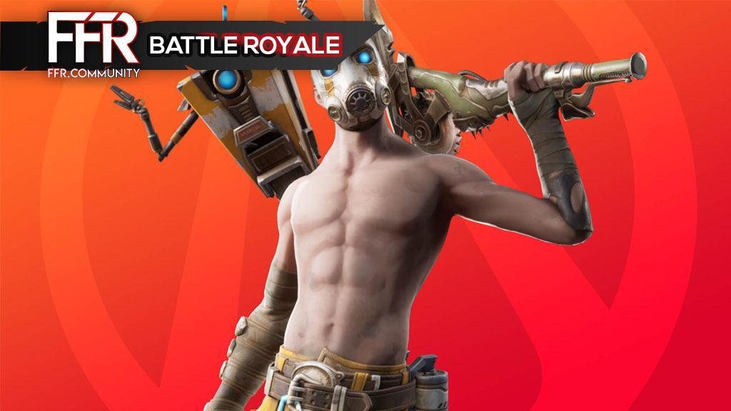 Fortnite : Le Chaos débarque dans Fortnite !
