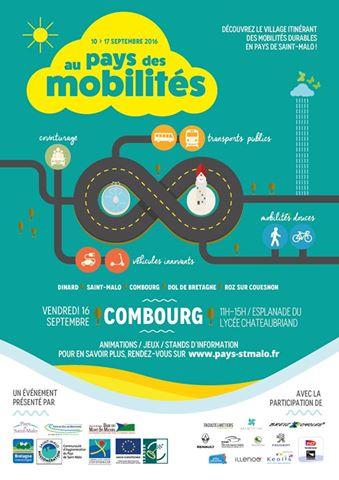Village itinérant des mobilités durables