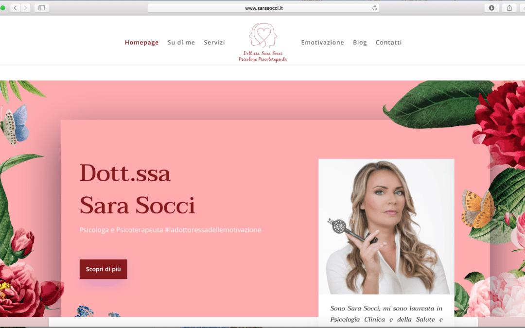 Sito Internet Dott.ssa Sara Socci