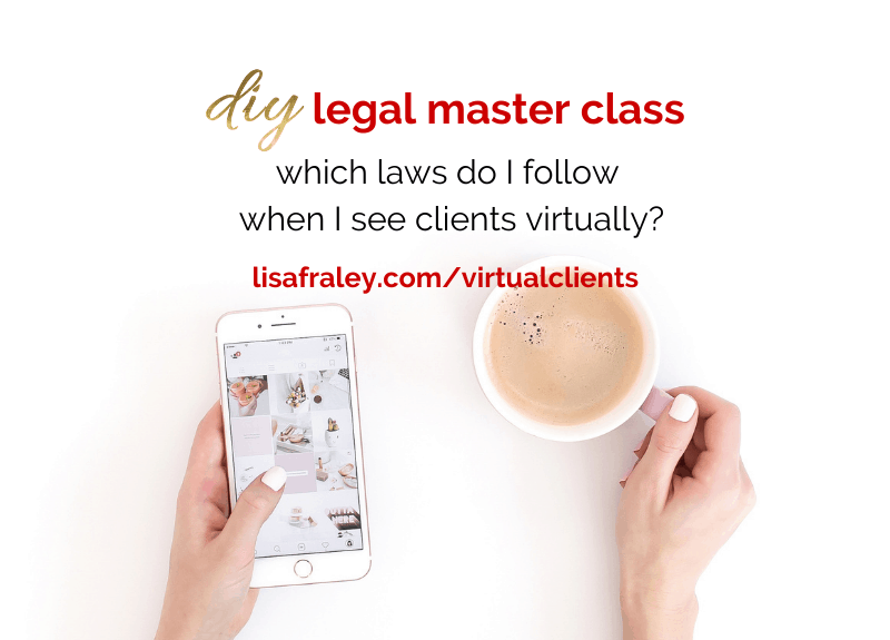 Getting clients from social media? Here's what you need to understand legally…