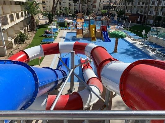 ¿Por qué los hoteles con parque acuático son los más visitados?