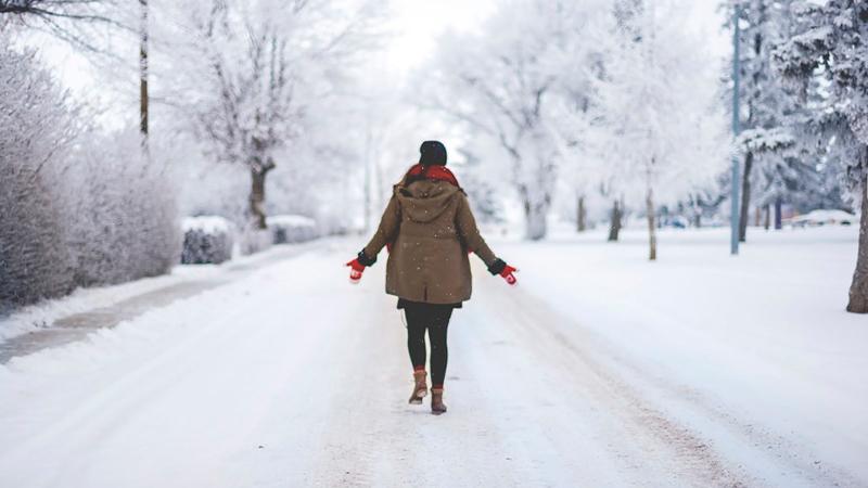 Mozogjunk télen is a szabadban!