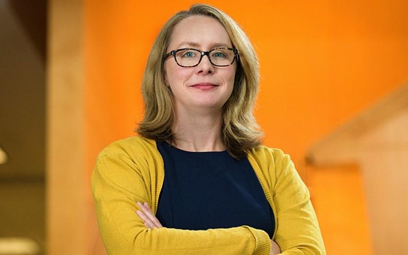 UD's April Kloxin wins NIH innovator award