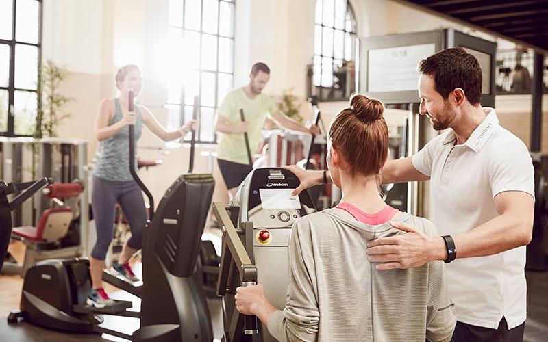 Effektiv trainiert in 33 Minuten im Trainingszirkel