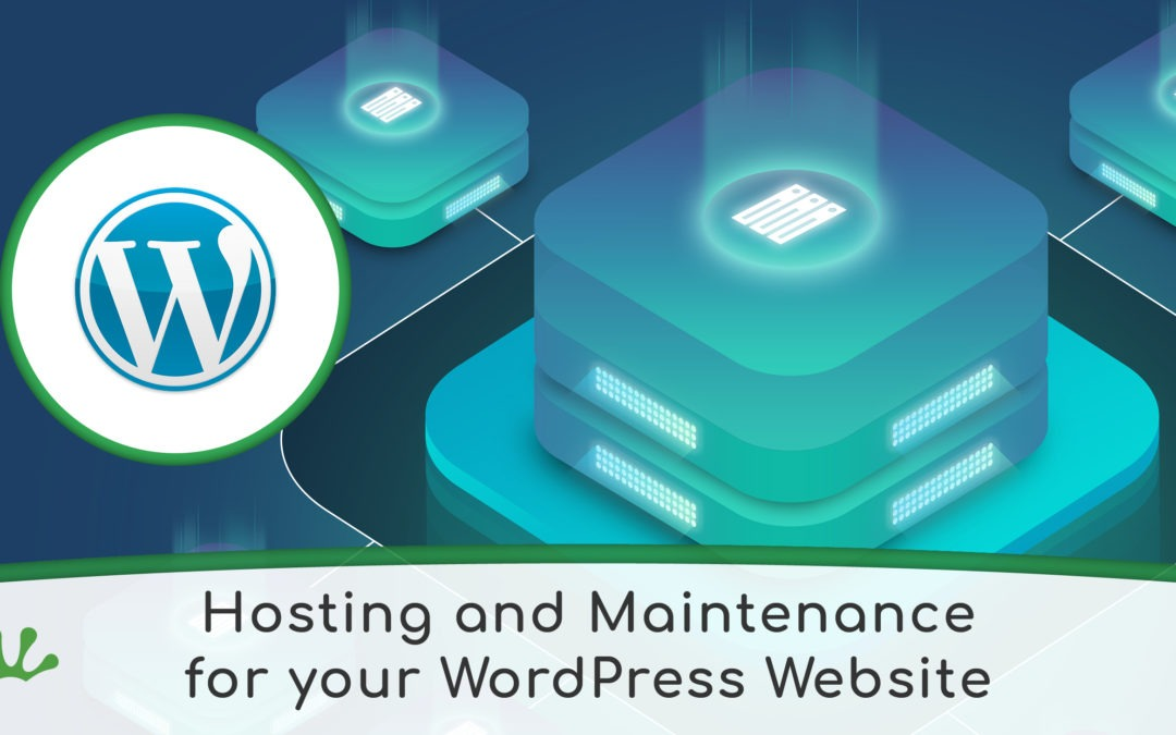 Hosting and Maintenance for your WordPress Website