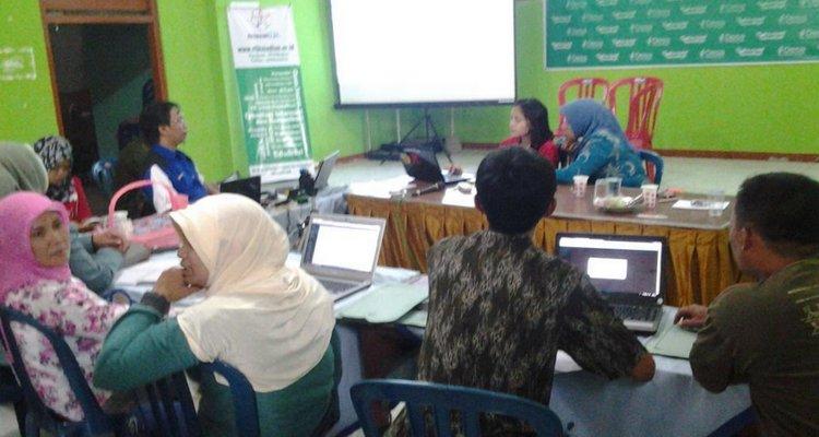 Gedhe Gelar Lokalatih Desa 2.0 di Madiun