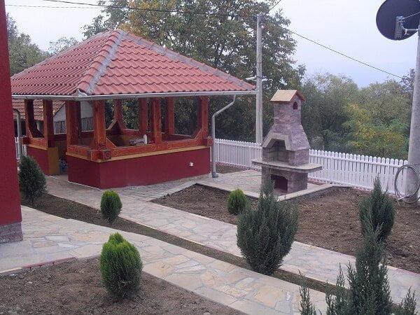 Selo Struganik lomljeni kamen