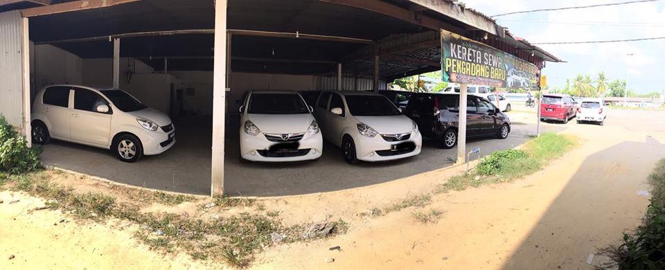 Kereta Sewa Sempena Cuti Sekolah 2018 Di Kuala Terengganu