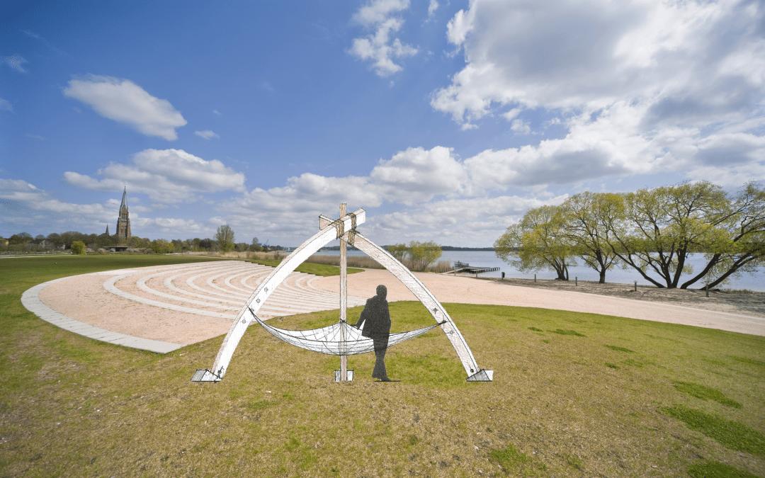 Errichtung von Netzauslegern an 10 Standorten in der Region Schlei-Ostsee