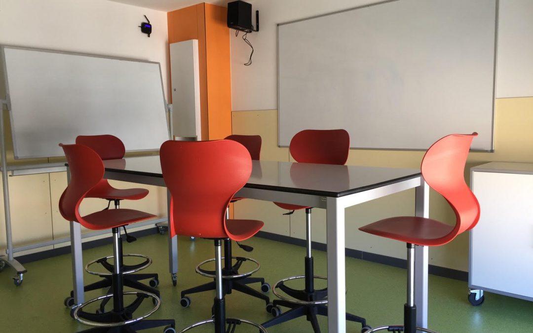 Toni Aguilar: «Los ambientes del colegio condicionan el aprendizaje»
