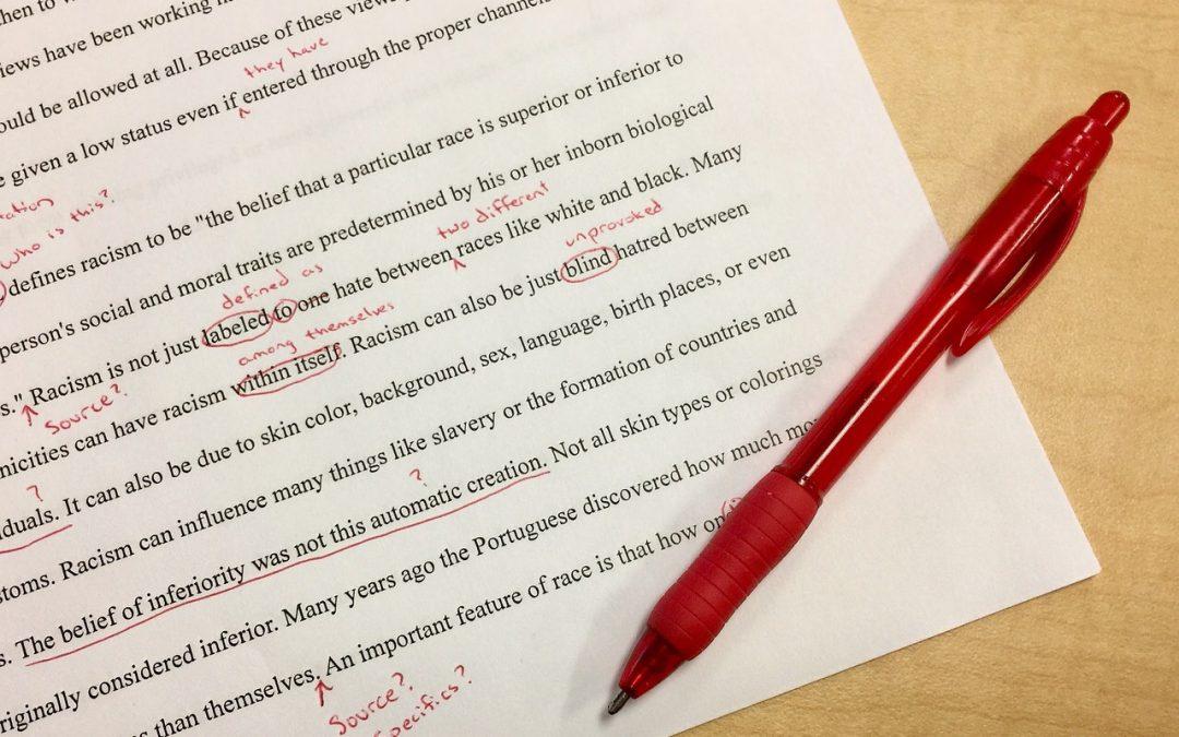 Aprender de los errores como parte del proceso de aprendizaje
