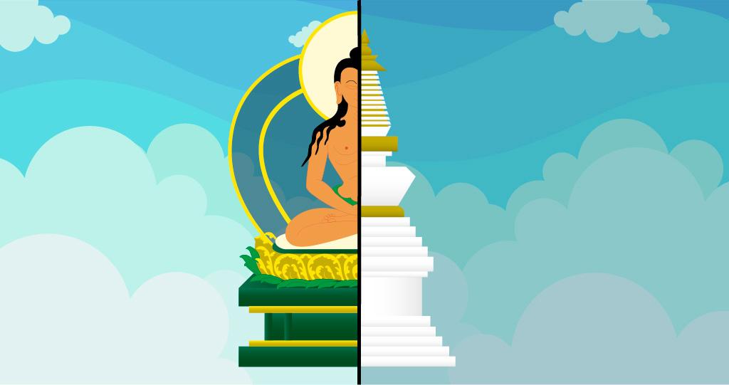 La estupa: guía completa del emblemático monumento budista