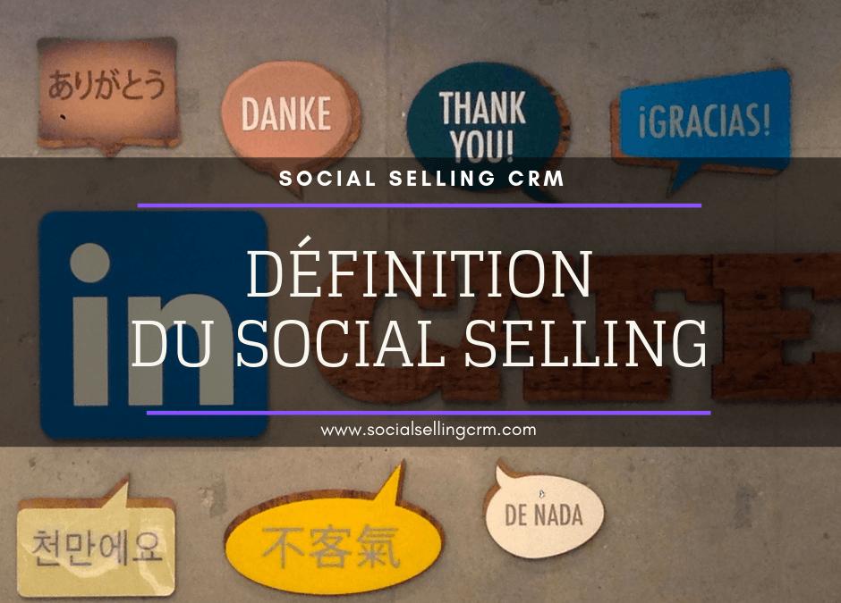 Définition du Social Selling