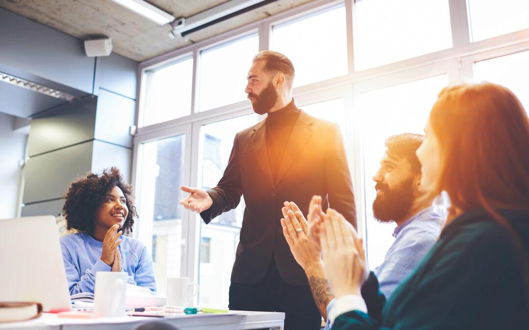 Leadership Lesson: Assume Positive Intent!