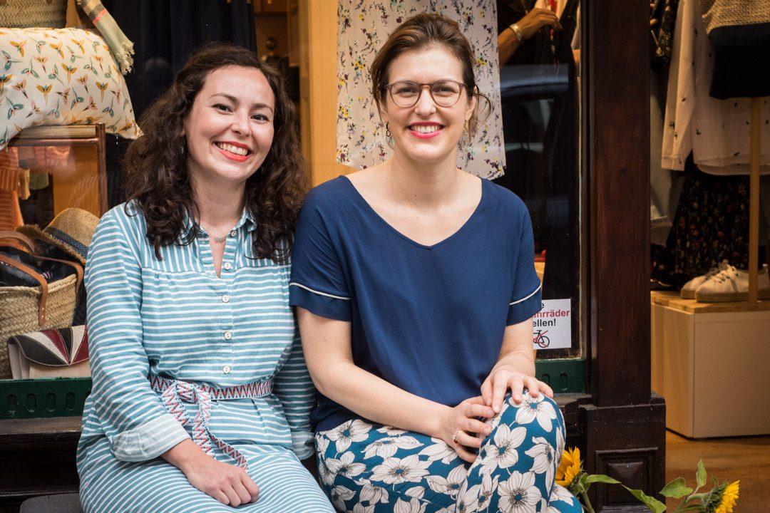 Mathilde Feuillet und Melissa Knorr ME AND MAY - ISARBLOG