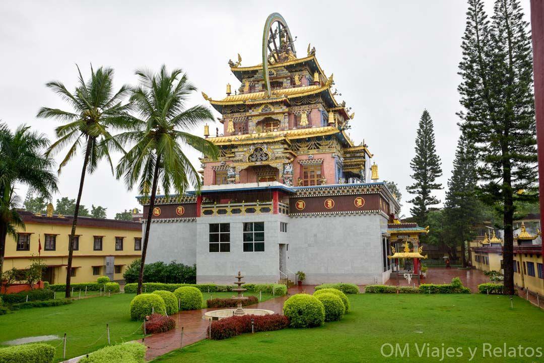 viajar-al-sur-de-India-Rutas-Golden-Monastery