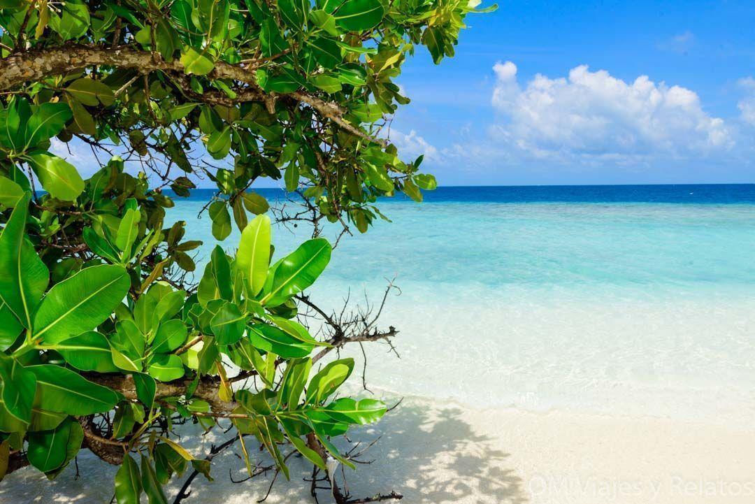 playas-paradisíacas-Islas-Maldivas
