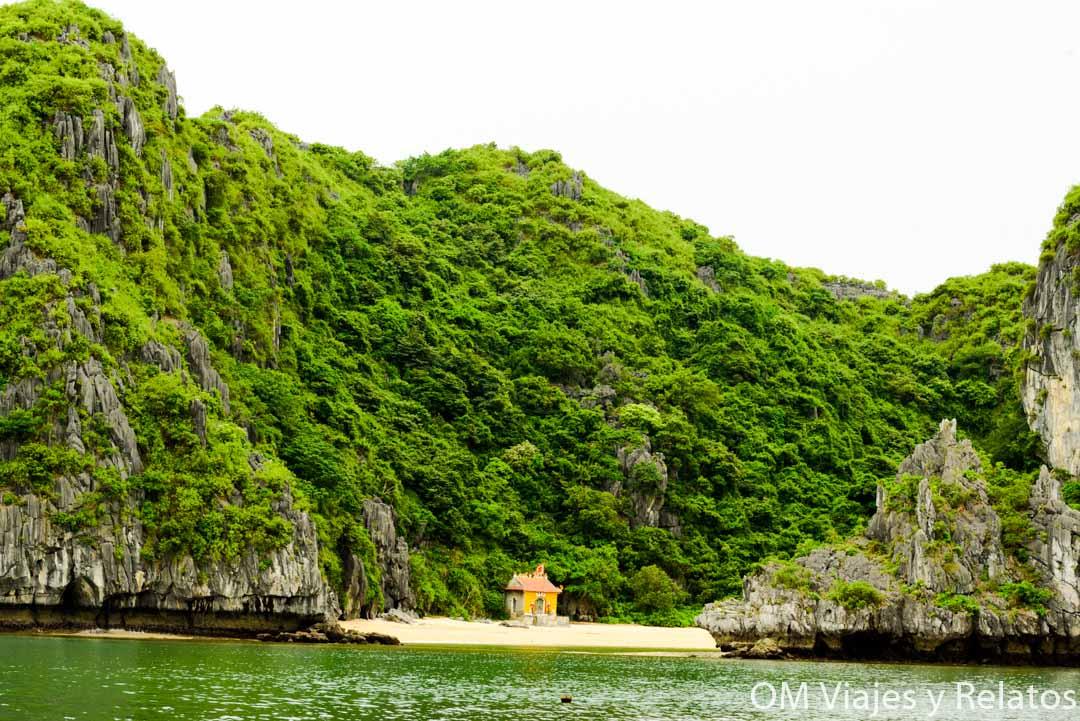 bahía-de-halong-playas