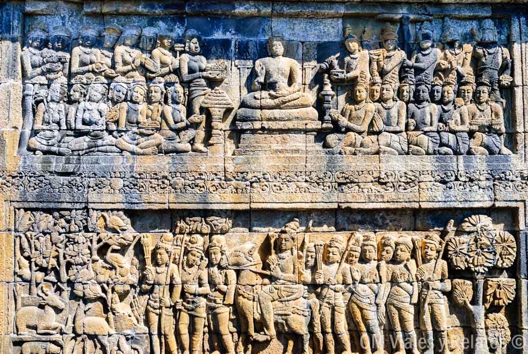 Borobudur-tumba-Buda