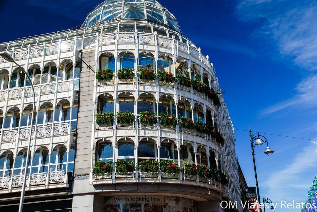 Stephen´s Green Shopping Centre que hacer en Dublín