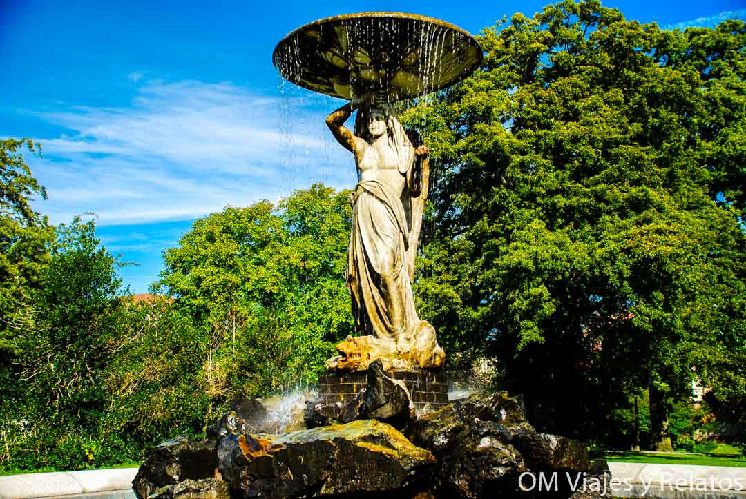 Parques de Dublín: que ver en Dublín