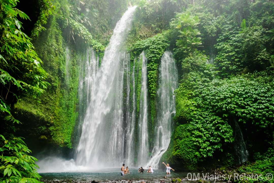 Dónde-están-cascadas-de-Lombok