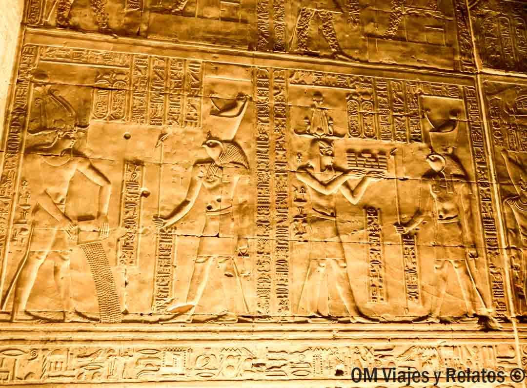Templo-de-Edfu-Horus-Crucero-Nilo