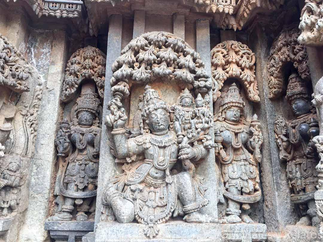 templos-Hoysala-del-Sur-de-la-India-keshava