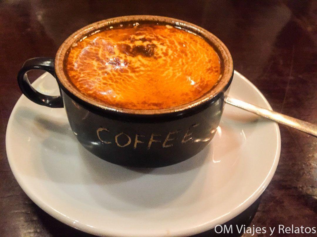 Egg Coffee Hanoi Café de Huevo