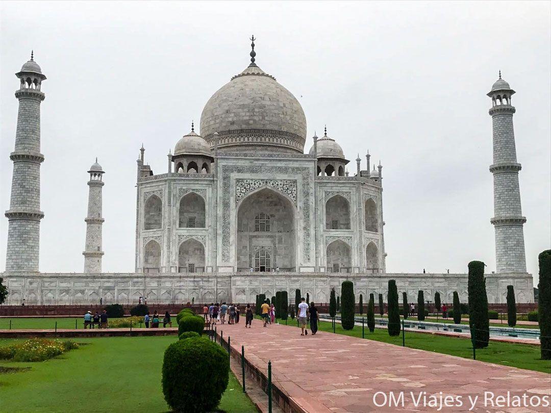 Triángulo dorado: Taj Mahal