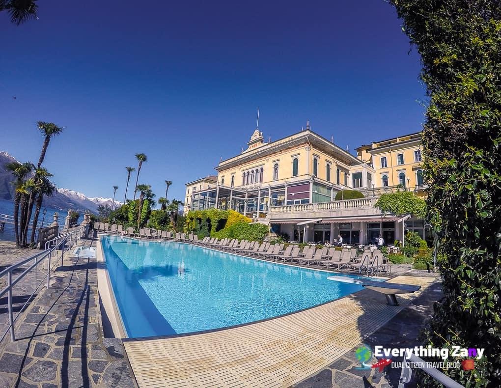 Grand Hotel Villa Serbelloni in Bellagio Lake Como Italy