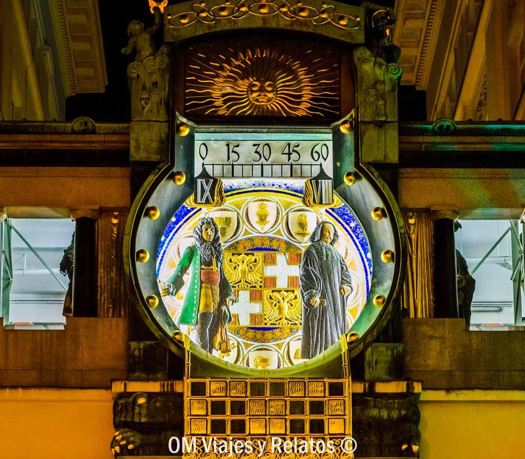 reloj-de-Viena-turismo