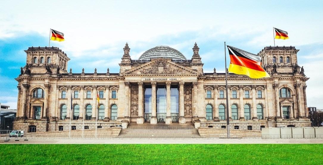 Bundestag in Berlin - Bild: Pixabay / JohnBello2015 CC0