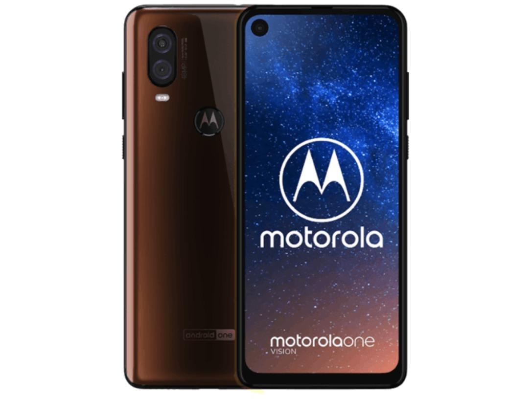 Motorola One Vision: